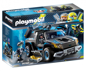 PLAYMOBIL 9254 Pick-up Dr. Drone'a