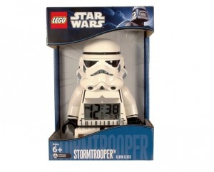 LEGO Budzik Star Wars 9002137 Storm Trooper