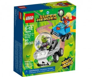 LEGO ® 76094 Supergirl vs Brainiac