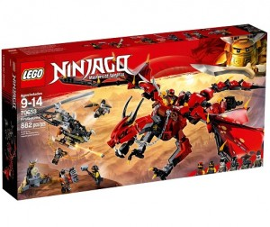 LEGO ® Ninjago 70653 Firstbourne