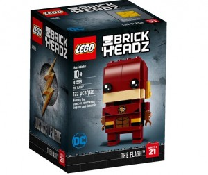LEGO ® 41598 Brickheadz Flash