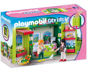 "PLAYMOBIL 5639 Play Box ""Kwiaciarnia"""
