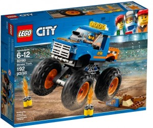 LEGO ® 60180 Monster truck