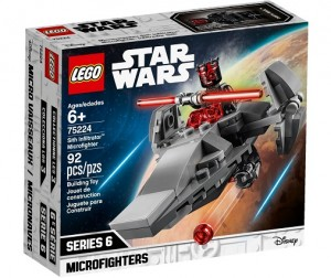 LEGO ® 75224 Star wars Sith Inflitrator