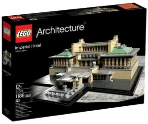 LEGO 21017 Architecture Imperial Hotel