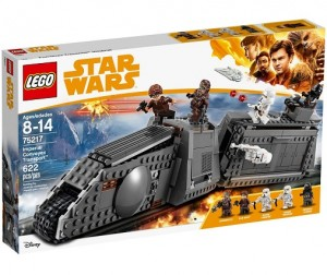 LEGO ® 75217 Star wars Imperialny Transporter Convey