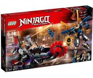 LEGO ® 70642 Killow vs Samuraj XL