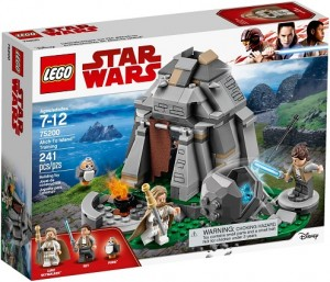 LEGO®  75200 Star Wars Ahch-To Island Training