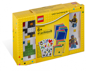 LEGO Card Making Kit 850506