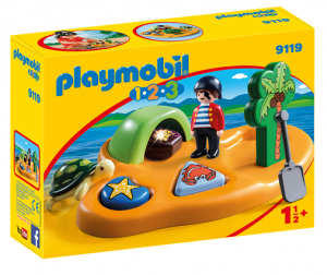 PLAYMOBIL 9119 Wyspa piracka