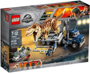 LEGO ® City 75933 Transport T-Rexa