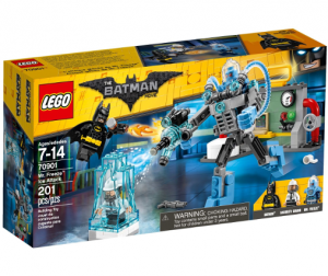 LEGO 70901 Batman Lodowy atak Mr Freeze'a
