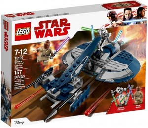 LEGO® 75199 Star Wars General Grievous' Combat Speeder