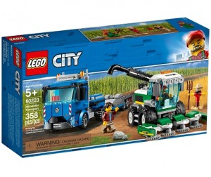 LEGO ® City 60223 Transporter kombajnu