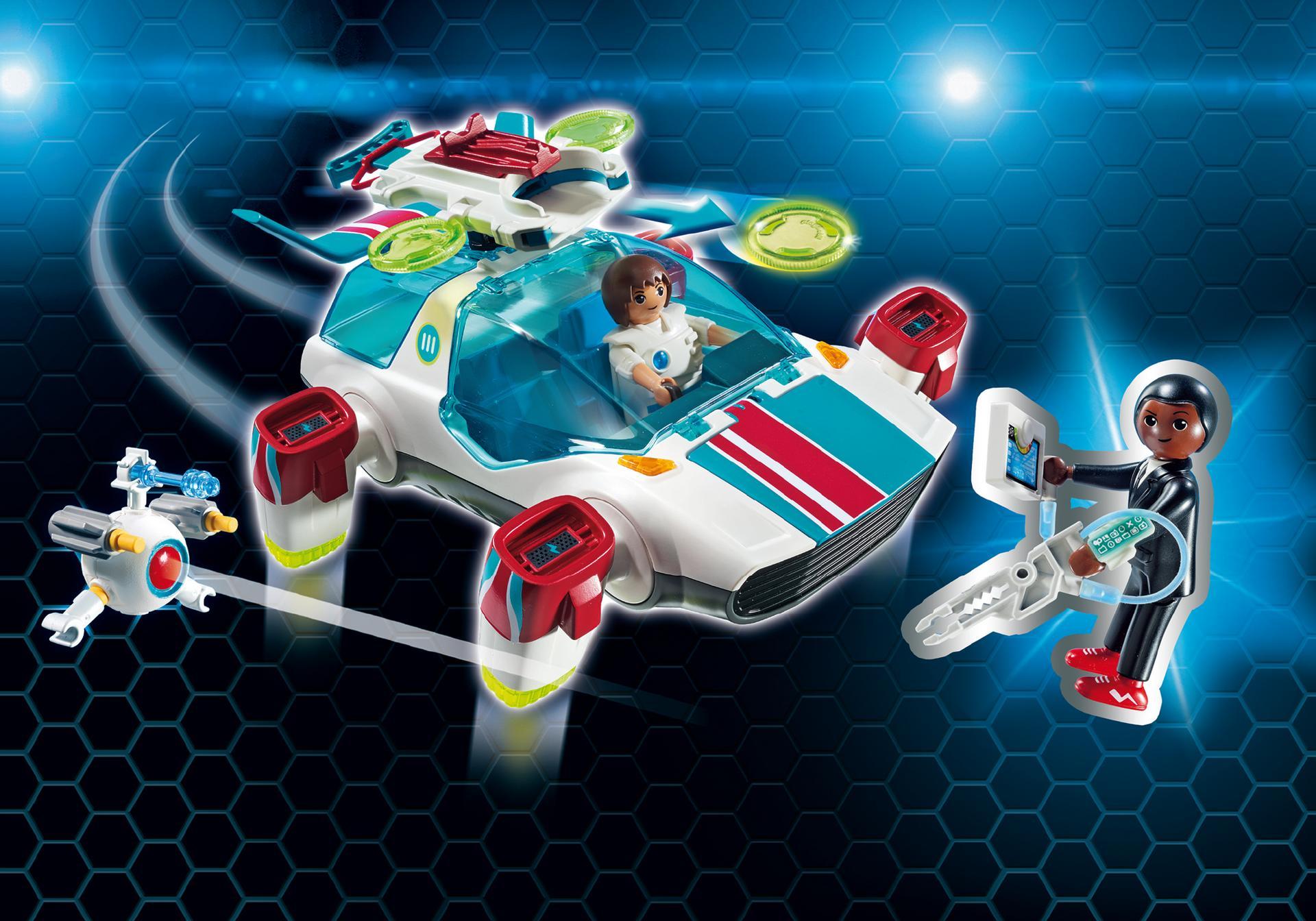 playmobil 9002 fulgurix z agentem gene worldtoyspl